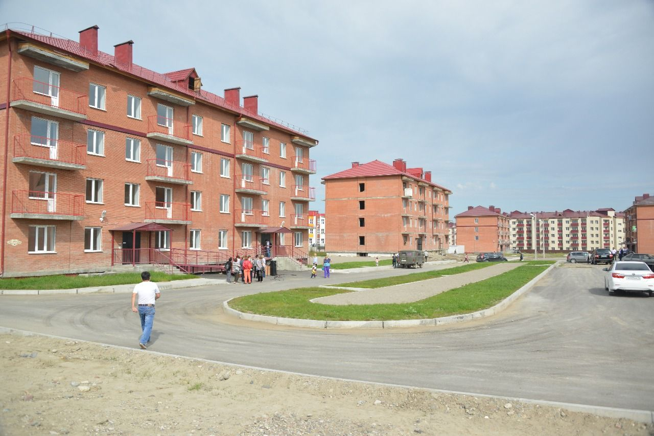 фото ЖК по ул. Убсу-Нурская, 12  (микрорайон Спутник)