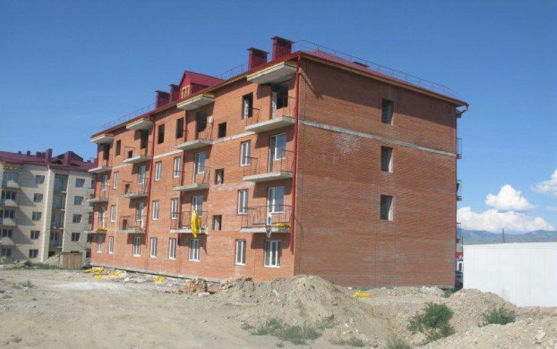 жилой комплекс по ул. Убсу-Нурская, 12  (микрорайон Спутник)