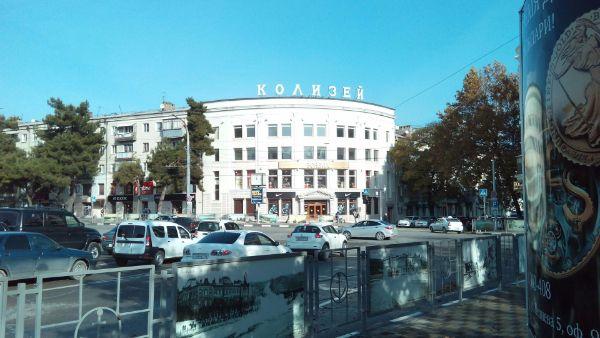 Торговый центр Колизей