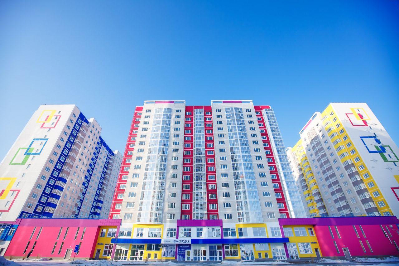 продажа квартир Ново-Патрушево