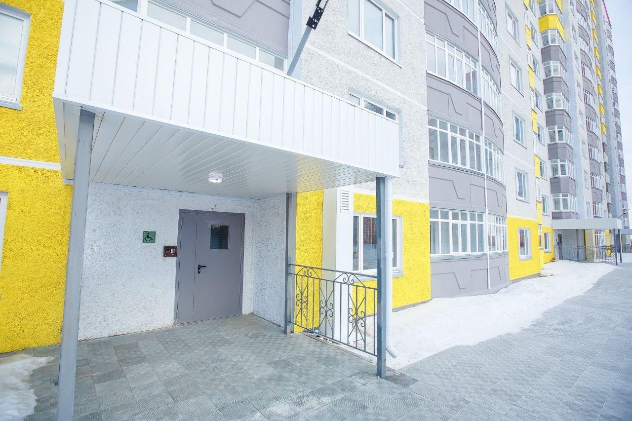 жилой комплекс Ново-Патрушево