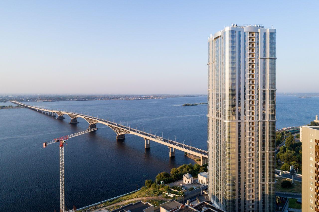 продажа квартир Volga Sky (Волга Скай)