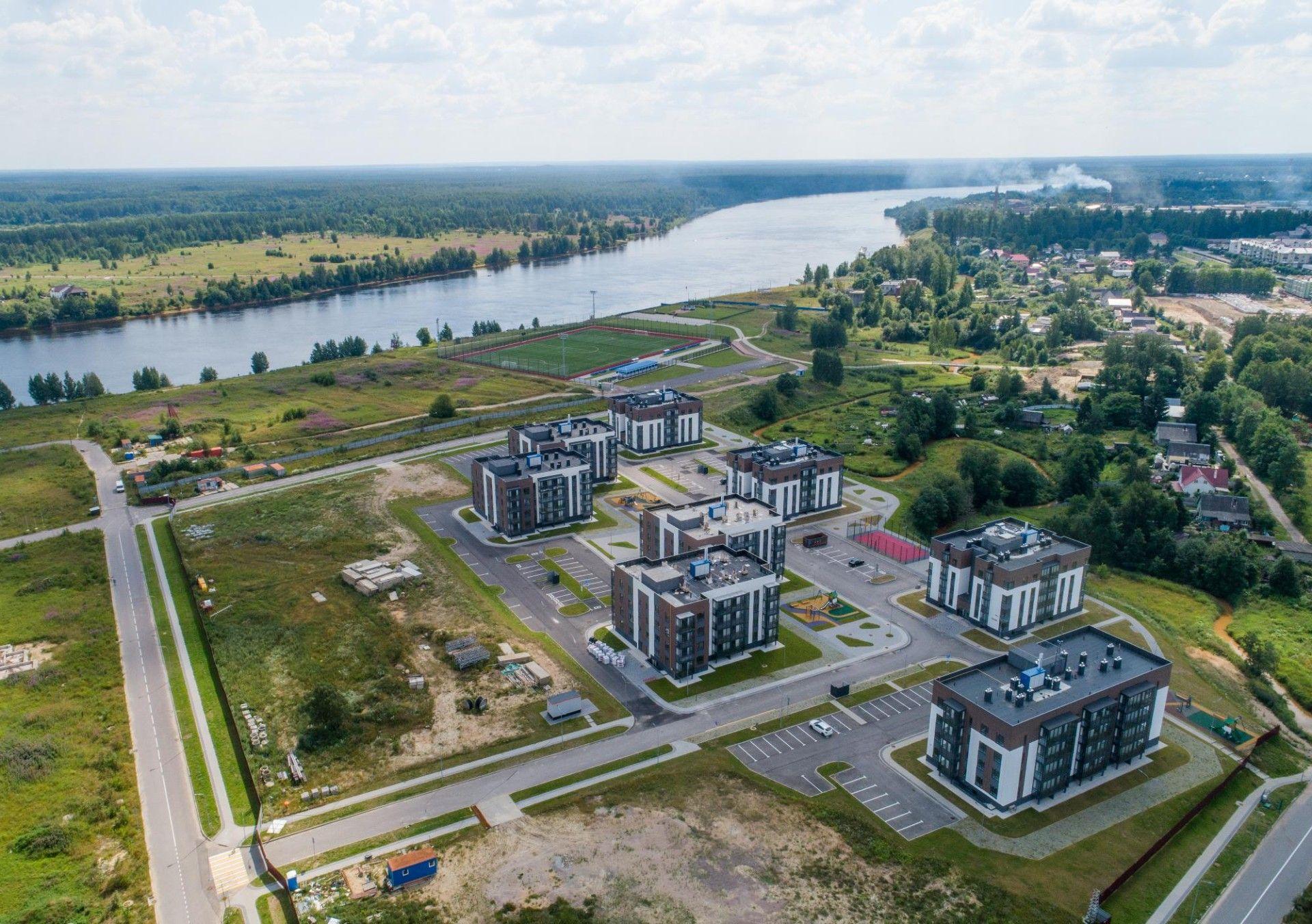 купить квартиру в ЖК Новая Дубровка