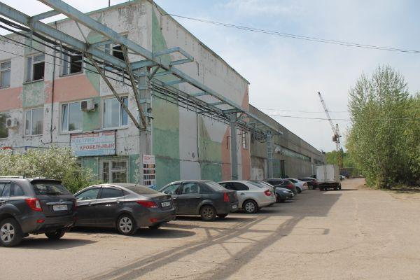 Производственно-складской комплекс на ул. Аделя Кутуя, 86А