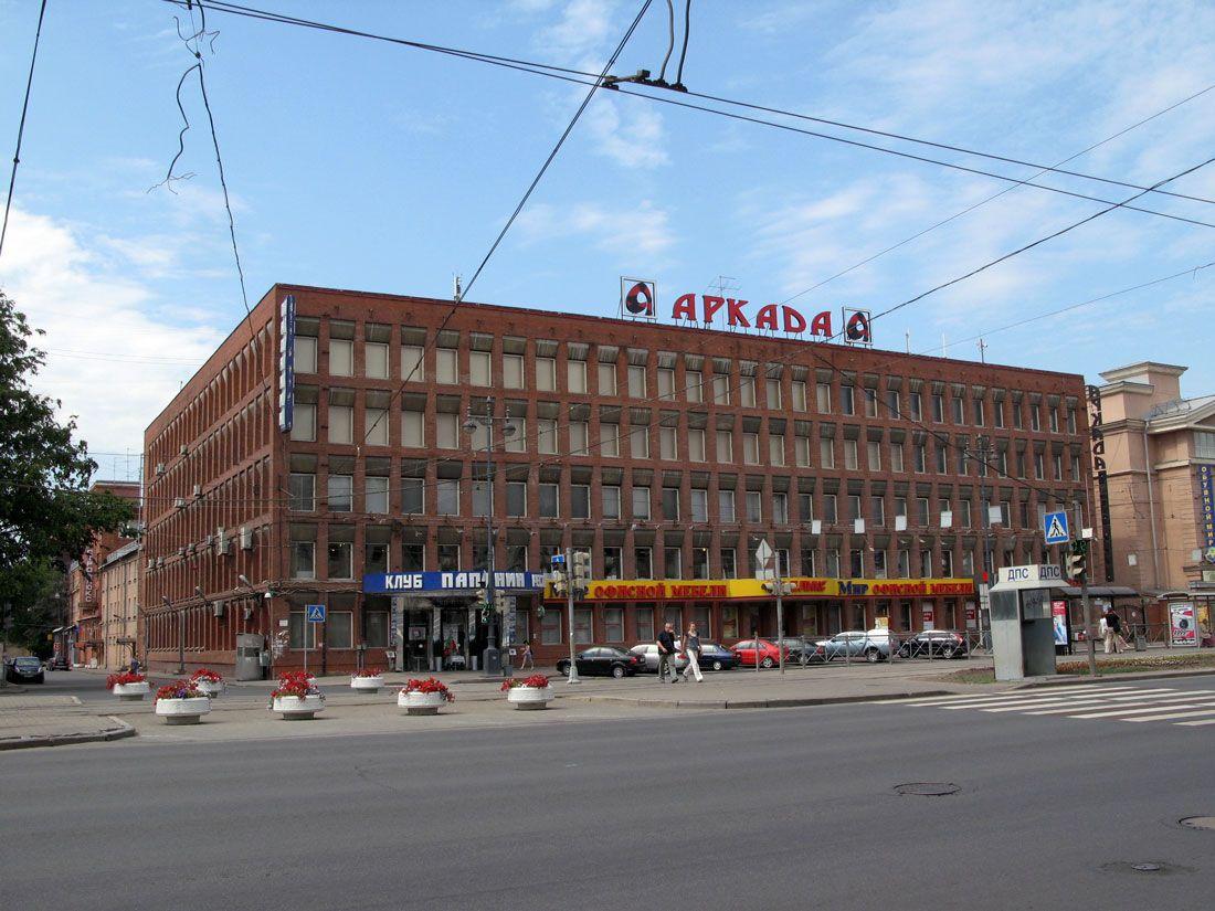 Бизнес-центр на Московском проспекте, 111