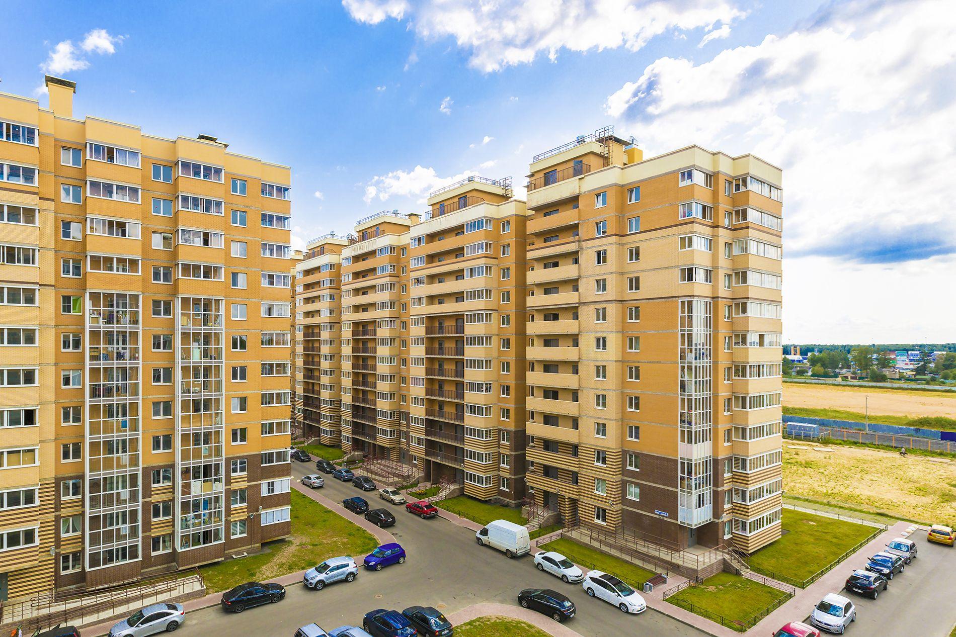 продажа квартир ЦДС Новое Янино