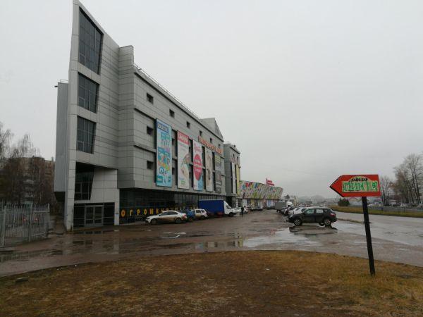 Торговый центр Алтын Ай