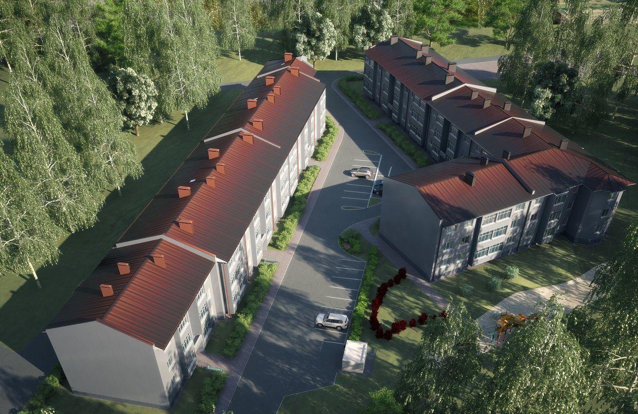 купить квартиру в ЖК Киров Парк