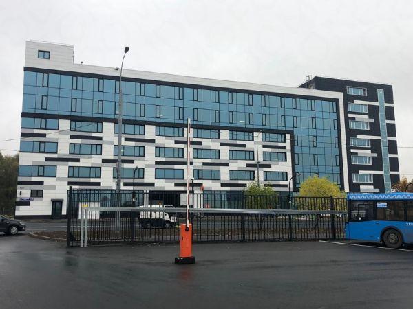 Административное здание на ул. Лухмановская, 37