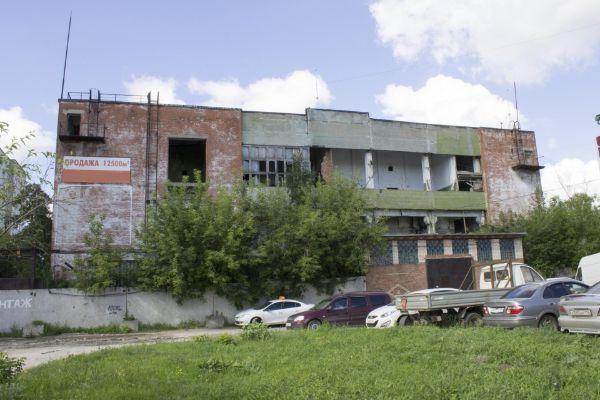 Производственно-складской комплекс на ул. Восстания, 100к169
