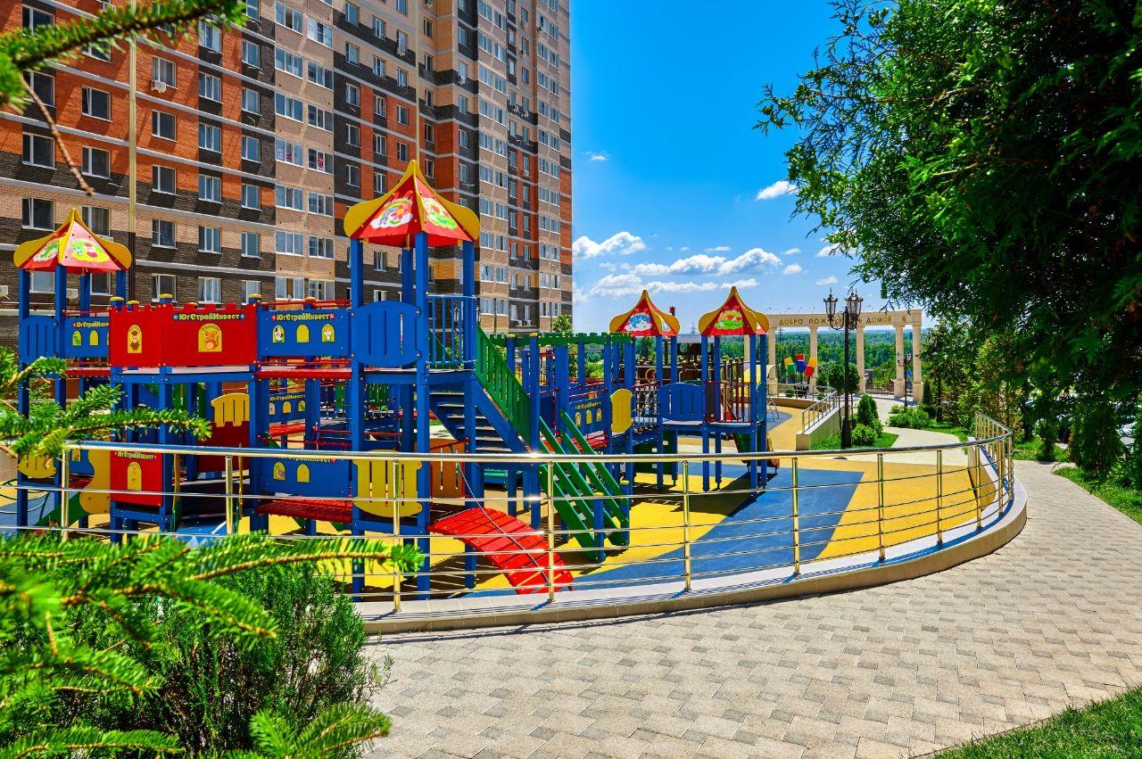 жилой комплекс Красный Аксай