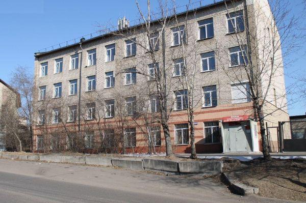Офисное здание на ул. Января, 6