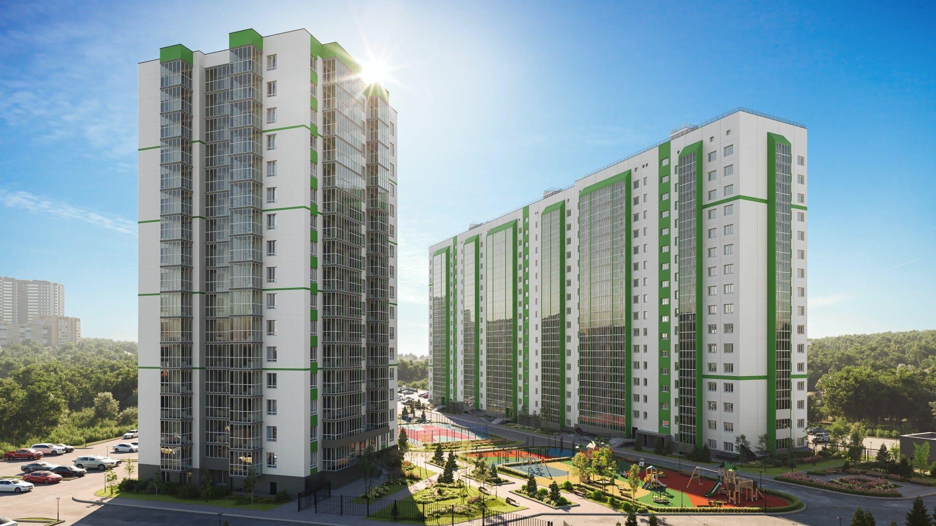 продажа квартир Акация на Ватутина