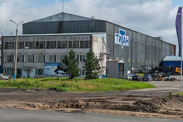 Офисно-складской комплекс на Третьей линии, 46с1