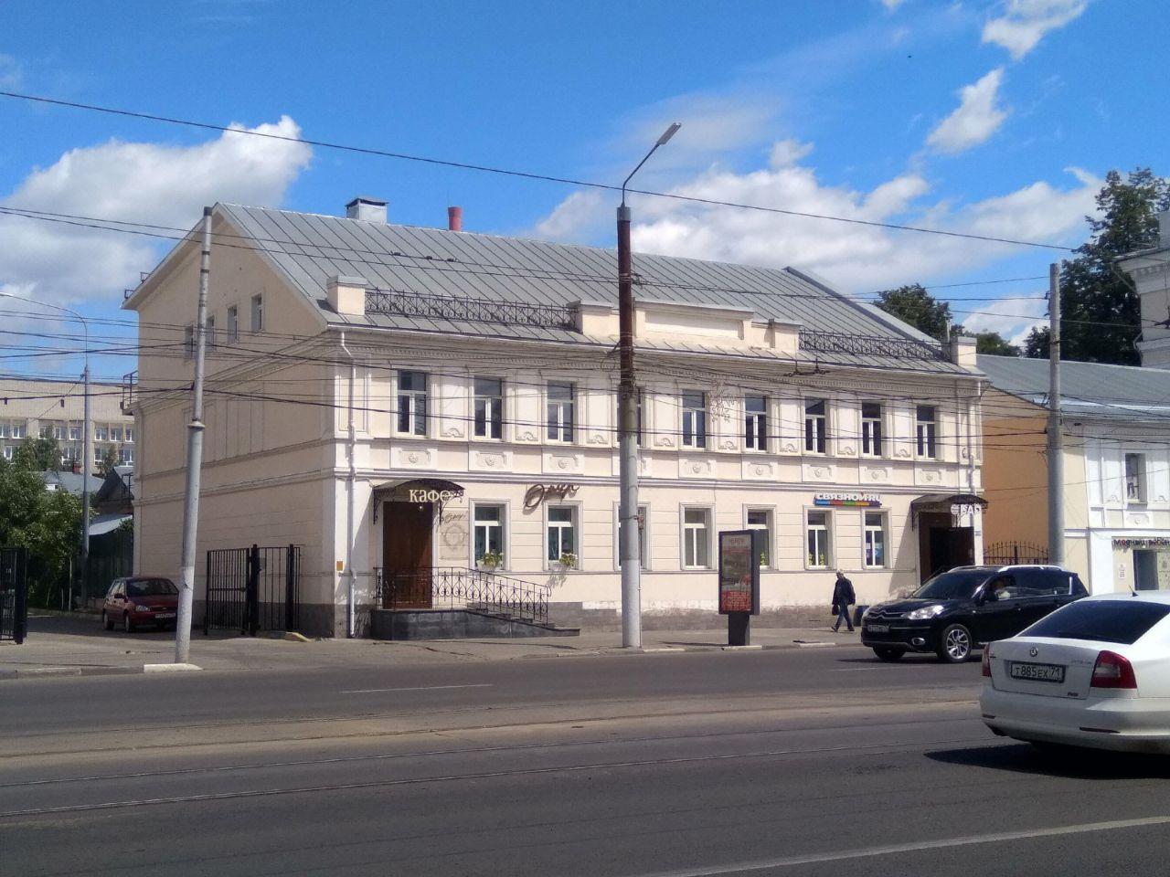аренда помещений в БЦ на ул. Советская, 55