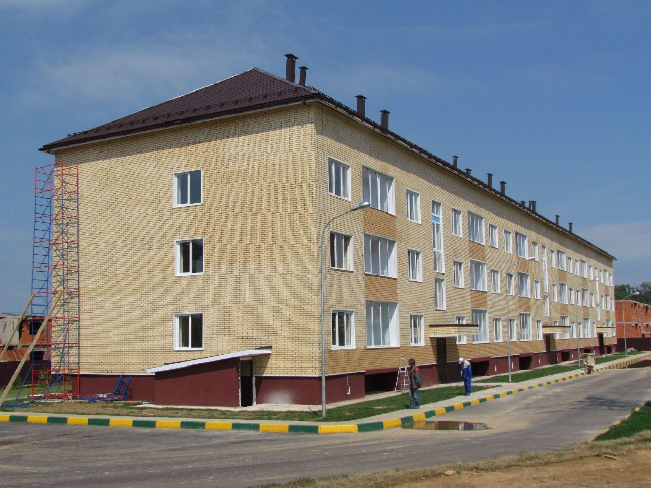 жилой комплекс Терра
