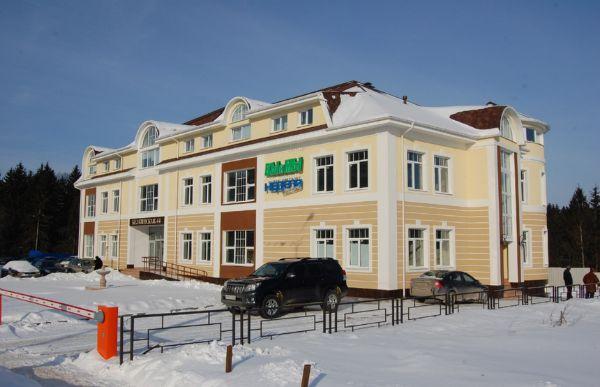 Офисное здание на ул. Белкинская, 44