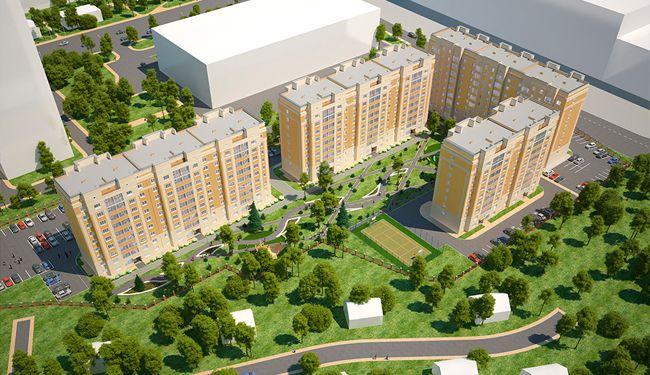 жилой комплекс Фрунзенский