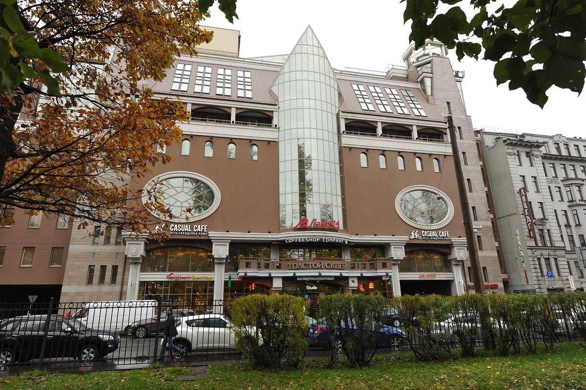 аренда помещений в БЦ Толстой Сквер