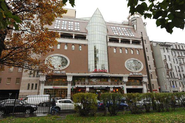 Многофункциональный комплекс Толстой Сквер