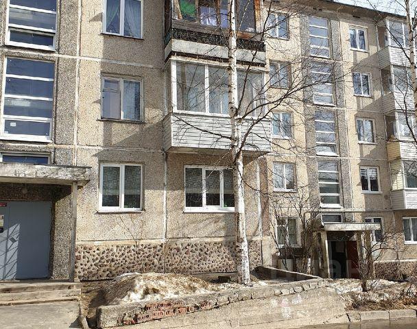 Продается двухкомнатная квартира за 2 180 000 рублей. г Петрозаводск, р-н Кукковка, ул Парфенова, д 2.