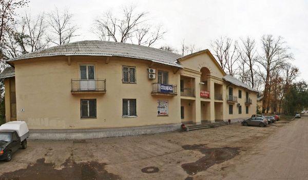 Офисное здание в переулке Юрия Павлова, 8