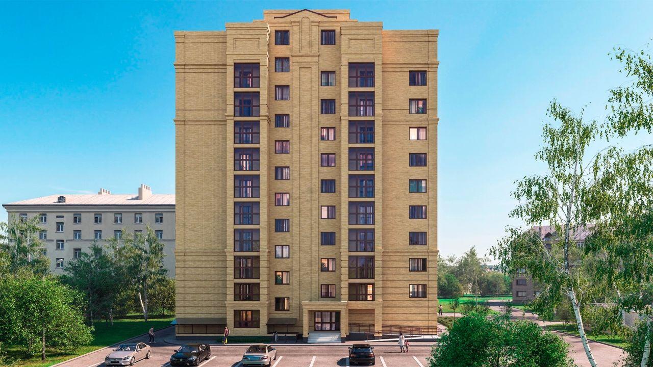 жилой комплекс по ул. Щербакова