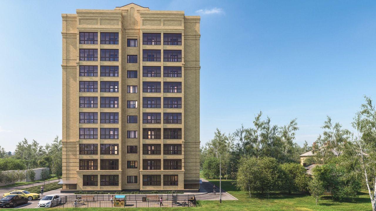 купить квартиру в ЖК по ул. Щербакова