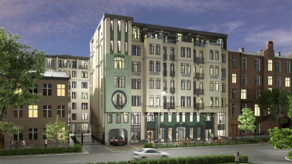1-я Фотография ЖК «Архитектурный проект Monodom Line (Архитектурный проект Монодом Лайн)»