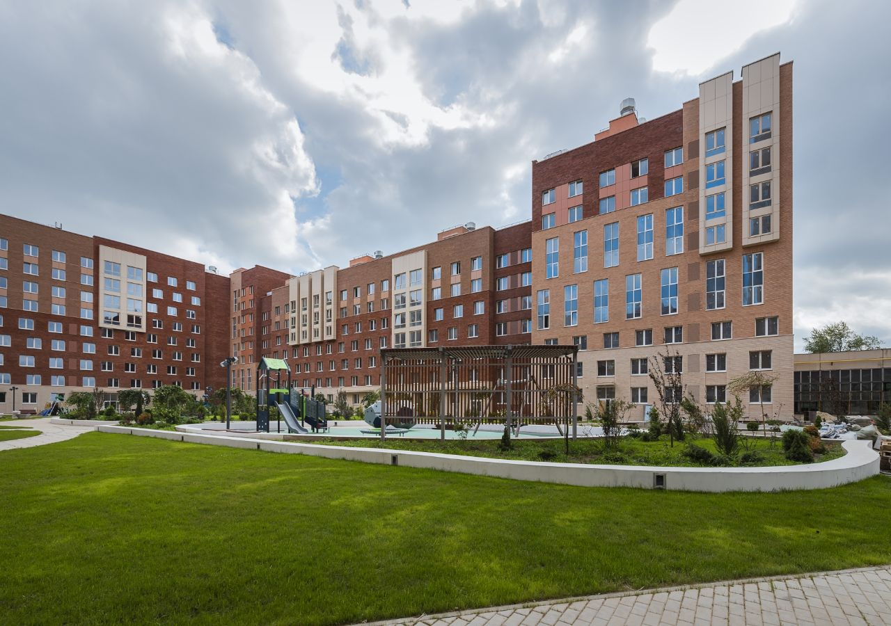 жилой комплекс SREDA (Среда)