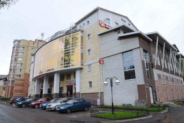 Торгово-офисный комплекс Аксиома
