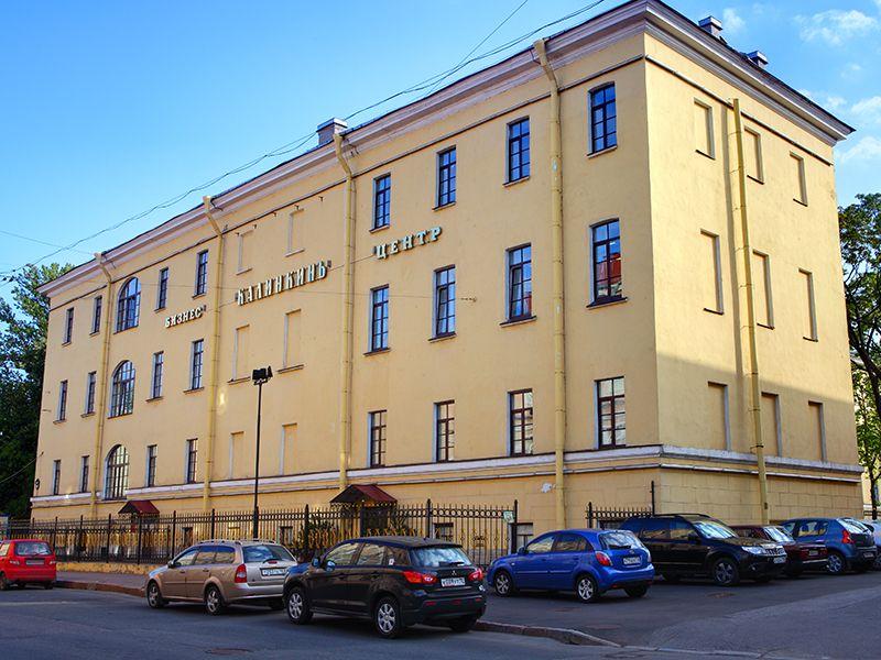 Бизнес центр в нии аренда офисов петербург готовые офисные помещения Лазенки 4-я улица