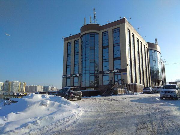 Бизнес-центр на ул. Донбасская, 75