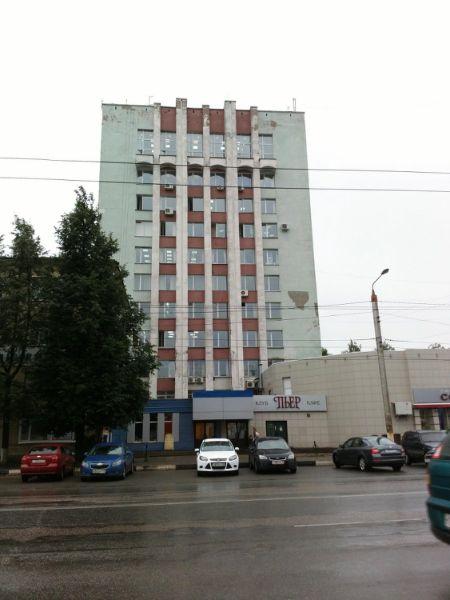 Административное здание на ул. Воровского, 78