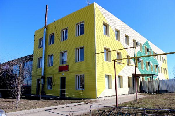 Офисное здание на ул. Константина Заслонова, 189