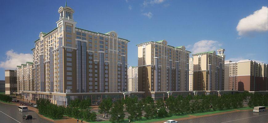 жилой комплекс Притомский