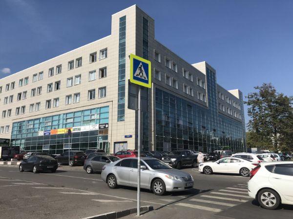Административное здание на ул. Ферганская, 6к2