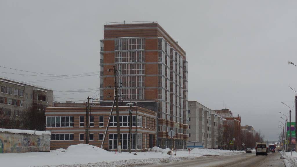 купить квартиру в ЖК пр. Строителей