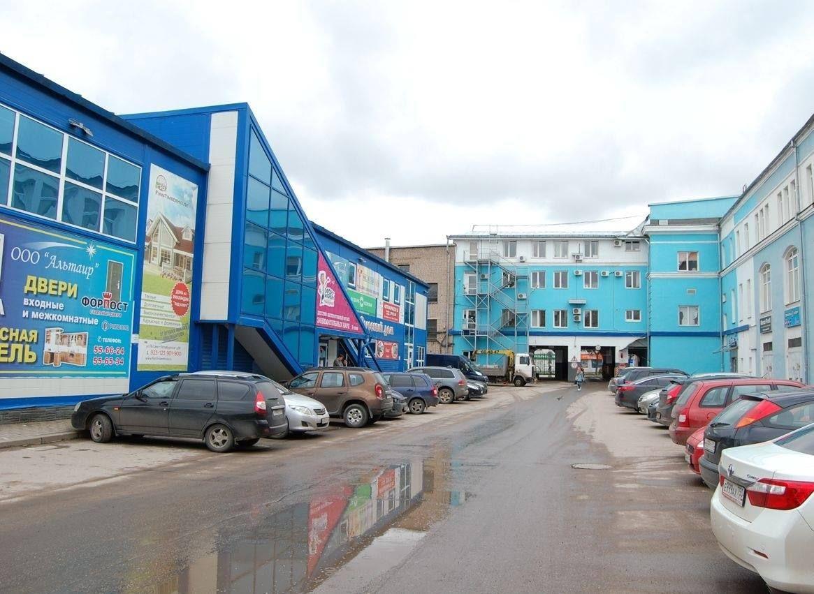 Торговом центре Русский дом