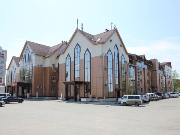 Торгово-офисный комплекс Интер Плаза