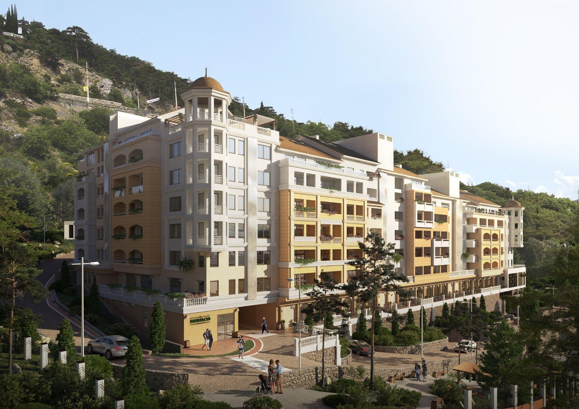 купить квартиру в ЖК Монако