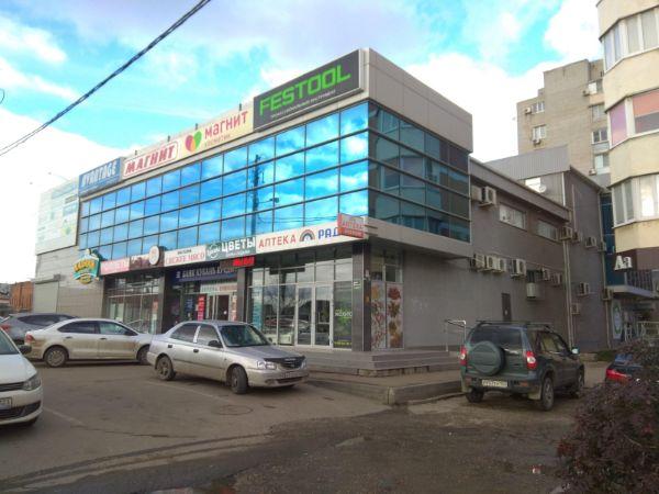 Торговый комплекс на ул. Уральская, 11