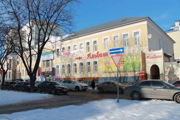 Торговый дом Октябрьский