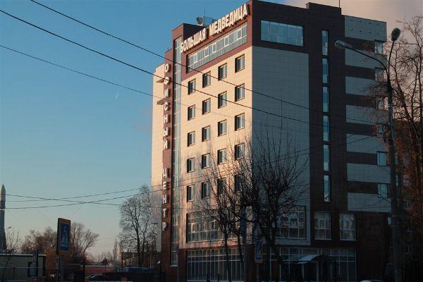 Офисный центр Большая медведица