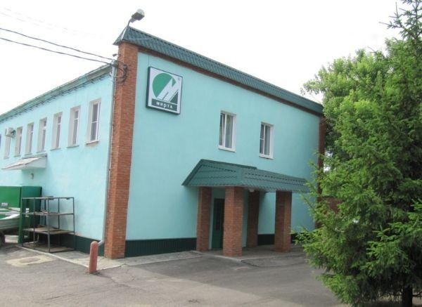 Торгово-офисный комплекс на ул. Центральная, 7