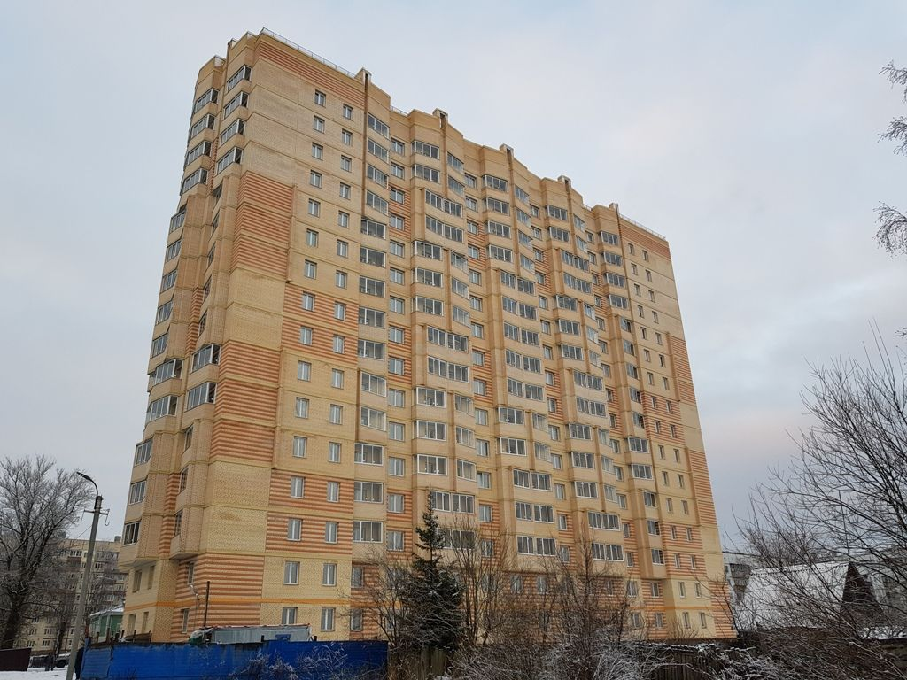 жилой комплекс Шлиссельбург, Пролетарская ул., 38