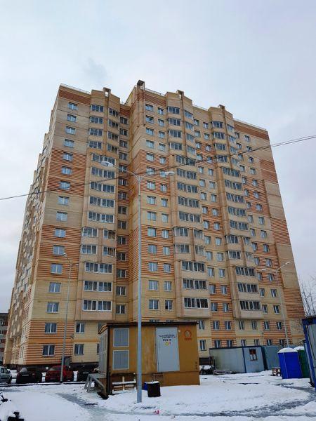 2-я Фотография ЖК «Шлиссельбург, Пролетарская ул., 38»