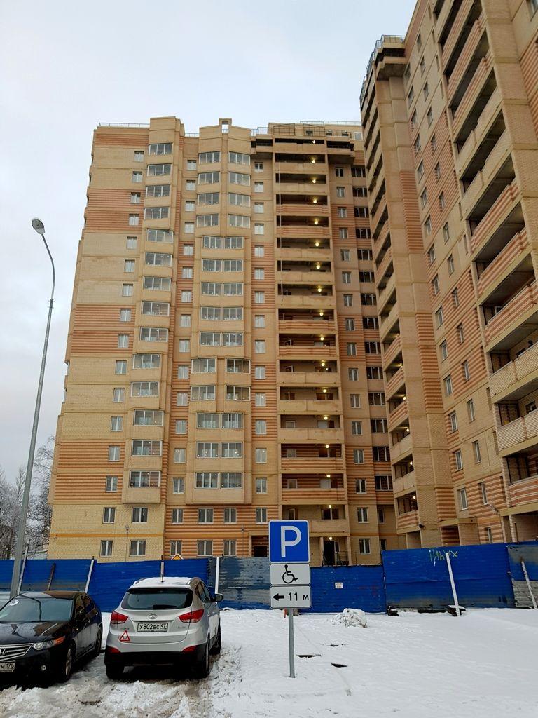 продажа квартир Шлиссельбург, Пролетарская ул., 38