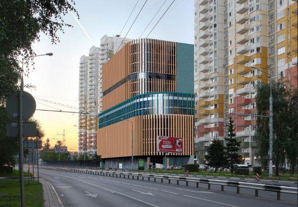 Торгово-деловой комплекс Проспект