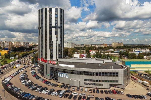 Торгово-офисный комплекс Альта